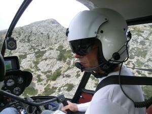 Wolfi-Helikopter